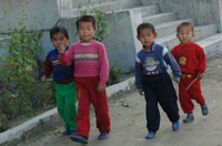 North Korea Uses Children as Guinea Pigs to Test Chemical Weapons