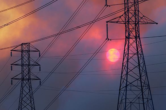 Crimea no longer needs electricity from Ukraine. Russian electricity flows to Crimea