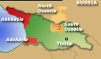 South Ossetia votes for independence and freedom