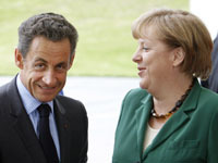 Germany and France agree on joint position to save Greece. 44951.jpeg