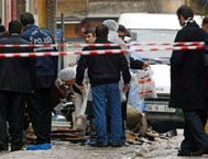 7 killed in explosion in southeastern Turkish city