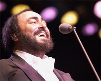 Luciano Pavarotti is in serious condition