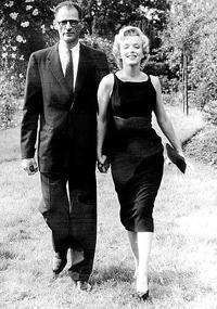 Was Arthur Miller, Marilyn Monroe's husband, a communist?
