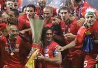 Sevilla wins UEFA Cup again