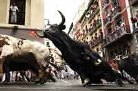 Festival of San Fermin Begins in Spain's Pamplona, Injuries and Deaths Expected