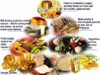 Calorie under control