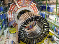 Large Hadron Collider Conducts Its First Successful Test