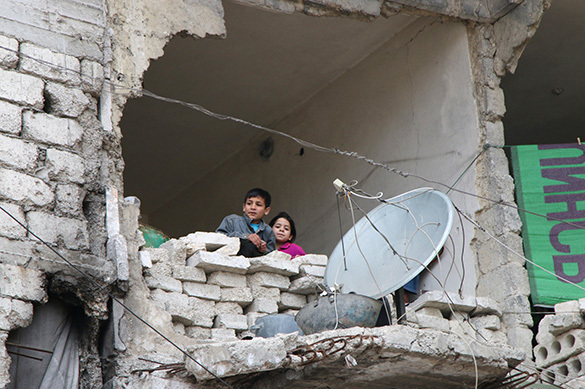 EU and US sanctions lead Syria to humanitarian catastrophe. Syria