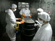Russia joins U.S., Germany, France, Britain in criticizing Iran over uranium enrichment claim