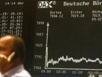 German stocks rise, encouraging figures