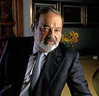 Mexican billionaire Slim to donate quarter million laptops to Mexican children