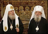 Russian Orthodox Church reunites in Moscow