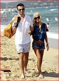 Actress Tara Reid and German Billionaire Michael Axtmann Get Engaged