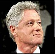 Bill Clinton says boring is better