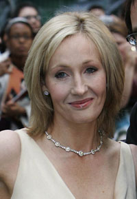 Rowling finishes new magical fairy stories