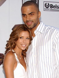 Tony Parker orders French cakes for his wedding to Eva Longoria