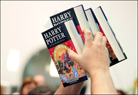 Sales for final Harry Potter book now top 11 million copies