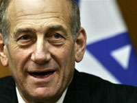 Ehud Olmert to visit Moscow