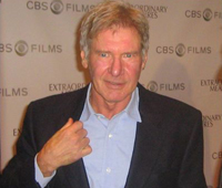 Harrison Ford Gives an Interview on the Eve of Extraordinary Measures' Release
