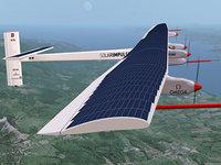 Germany's Solar-Powered Plane To Brave Night Flight