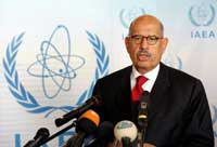 Nuclear Watchdog Chief to Visit Iran