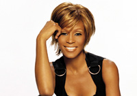 Whitney Houston Hospitalized in Paris with Nose and Throat Problems