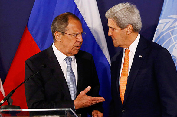 Military conflict of Russia and the United States in Syria is possible. 58963.jpeg