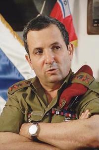 Ex-premier Ehud Barak calls on Prime Minister Ehud Olmert to resign by August