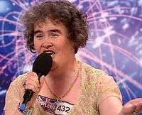 Britain's Sensation Susan Boyle Rises to International Phenomenon