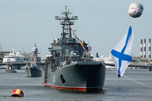 Putin's new state-of-the-art ultramodern ship to break enemy's missile defense. Russia's new ship