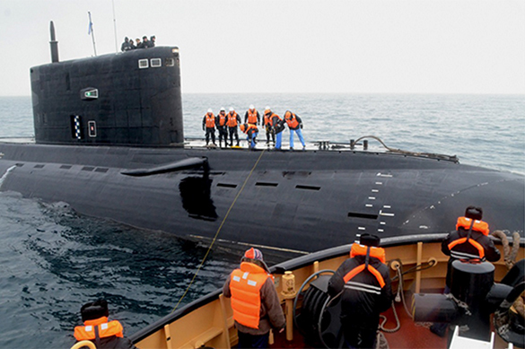 Russian submariners to receive new equipment for evacuations from distressed subs. 59964.jpeg