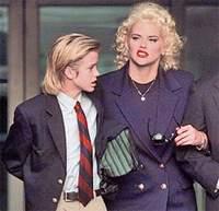 Death of Anna Nicole Smith's son raises suspicion