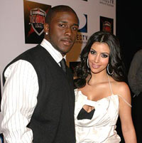 Kim Kardashian Split from Reggie Bush Because of Conflicting Schedules