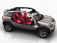 Countryman Is Cute and Convenient