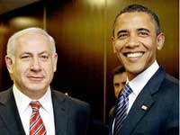 Netanyahu in Washington: Construction, Suitcases and Four Smoking Barrels