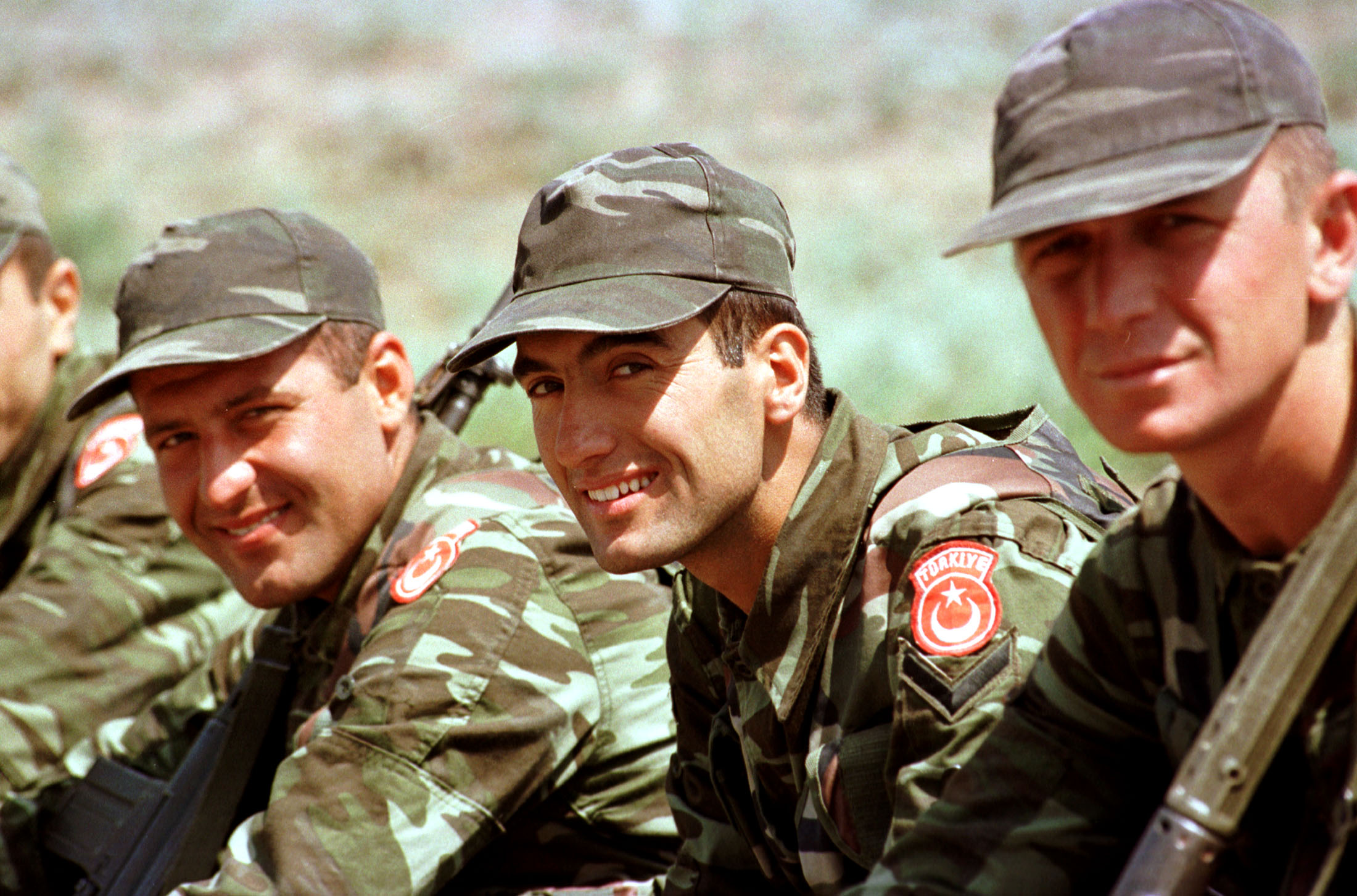 Turkish military has authorization for attacks on Kurdish rebels