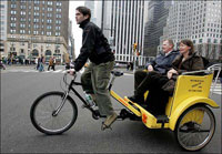 San Diego City Council to Toughen Rules for Pedicabs