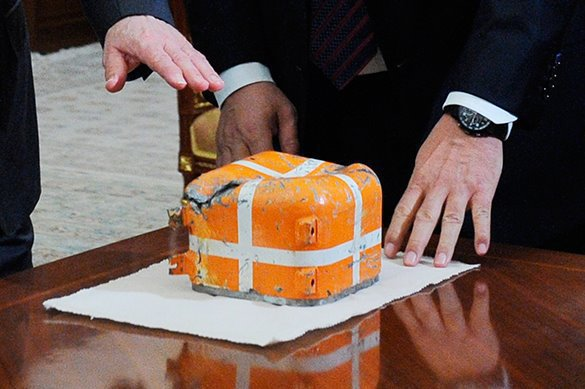 Su-24 flight recorder says Russian aircraft did not violate Turkish airspace. Su-24 flight recorder