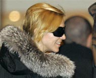 Russian parliament turns down proposal for Madonna spaceflight