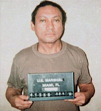 Former Panamanian Dictator Manuel Noriega Sentenced to 7 Years in France