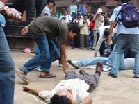 Nepal battle kills 23 communist rebels, 10 police