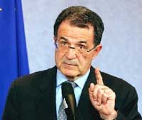 Poll: Majority of Italians give Prodi thumbs down for first year