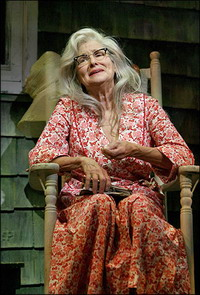 Mary Louise Wilson to leave`Grey Gardens' musical