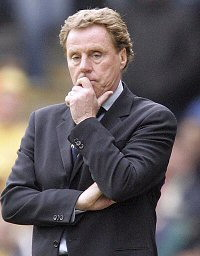 Harry Redknapp loses chance to become England coach