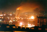 Russia's efforts to save Yugoslavia from NATO could have led to nuclear war