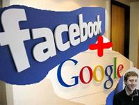 Facebook Follows in Google's Wake