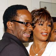 Whitney Houston files for divorce from Bobby Brown