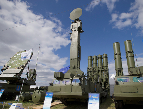 Russian Army General: Americans have good reasons to be afraid of S-300 in Syria. 58974.jpeg