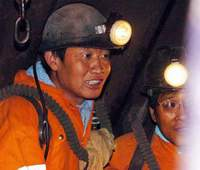 Gas outburst kills eleven miners in Chinese coal mine