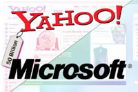 Microsoft and Yahoo Agree Search Deal